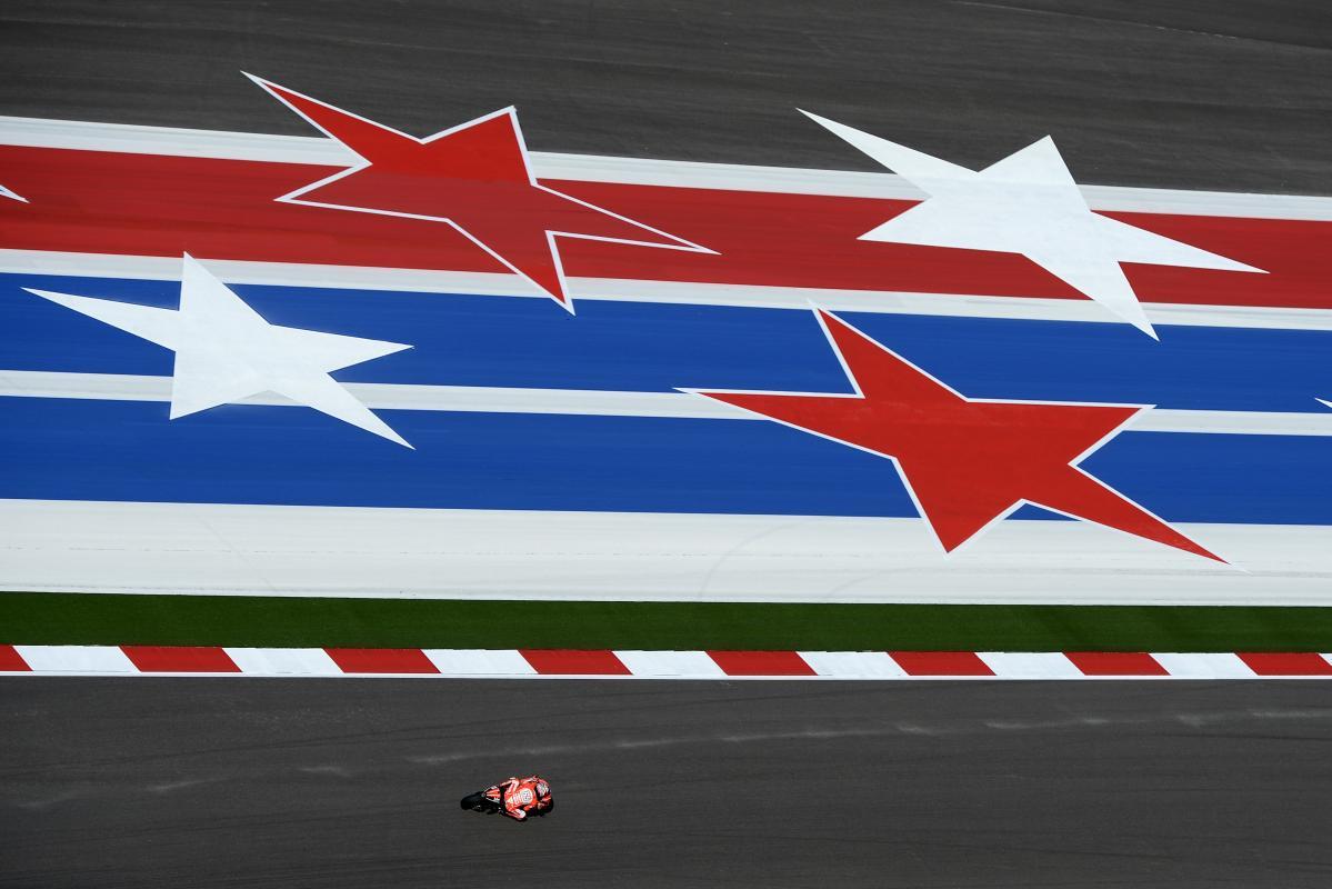 2013 Austin MotoGP - Nicky Hayden