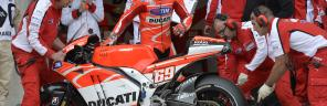 Front row for Dovizioso at Le Mans with third-quickest time, Hayden tenth