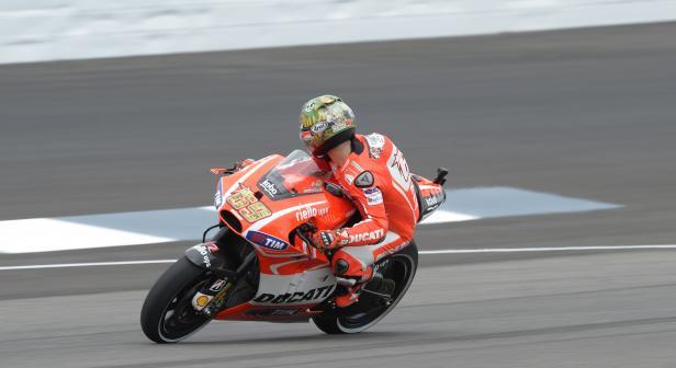 Ducati Team ... Ducati Indianapolis In