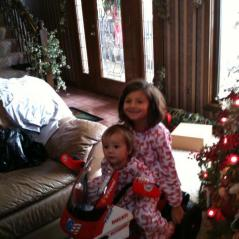 Christmas at the Haydens! - Photo: Nicky Hayden