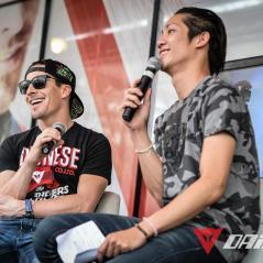 Visit Dainese D-Store - Photo: Dainese Thailand