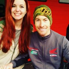Imola 2016 - Photo: www.nickyhayden.com