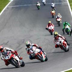 WSBK Donington - Photo: www.nickyhayden.com