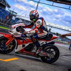 Lausitzring - Photo: www.nickyhayden.com