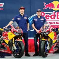 Red Bull Honda - Photo: www.nickyhayden.com