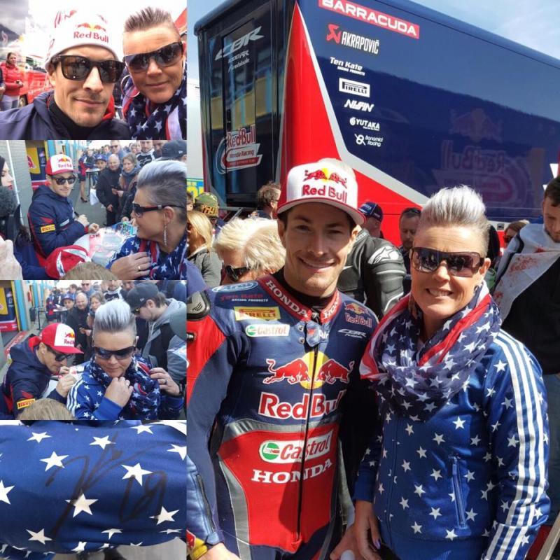 The official site of Moto GP Racer Nicky Hayden #69 - Nicky Hayden