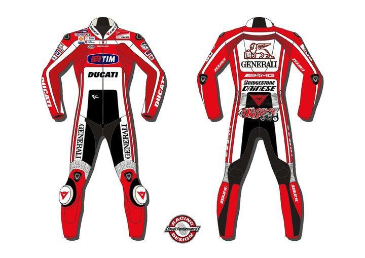Nicky\'s Gear - Nicky Hayden