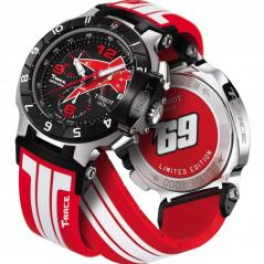 Tissot T-Race Nicky Hayden Limited Edition 2012 - Photo: Tissot