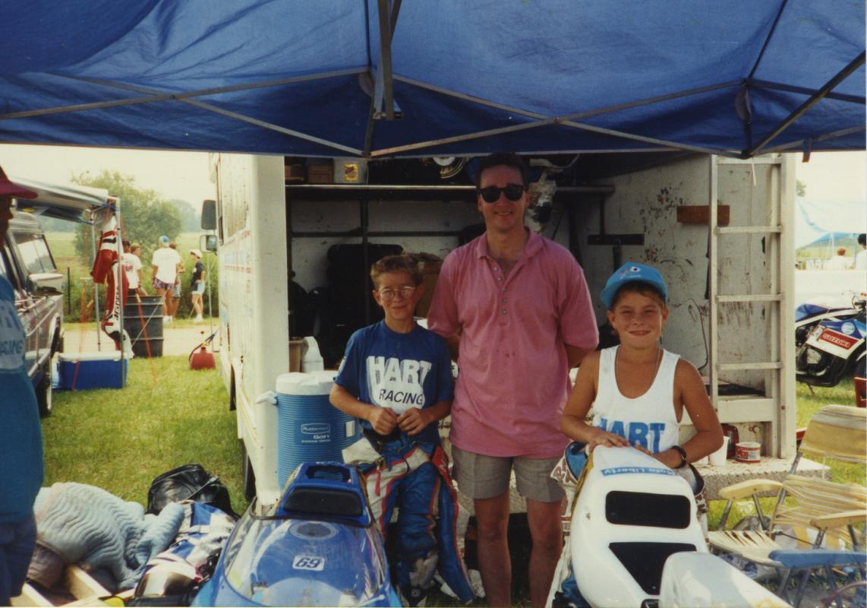 Early Days Nicky Hayden